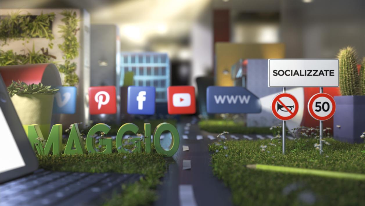 La comunicazione online non ha confini