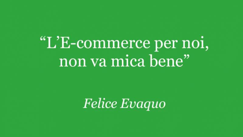 La chimera dell'e-commerce